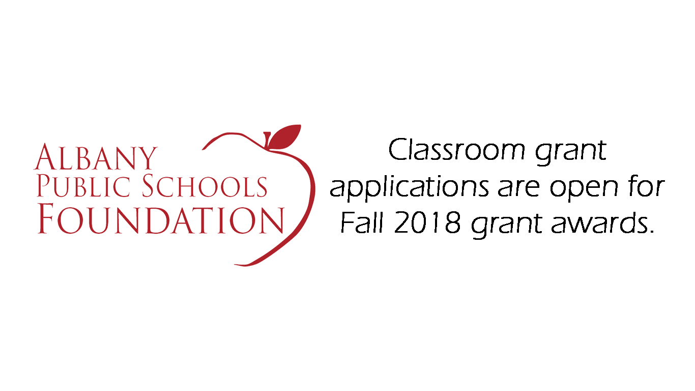 Attention teachers: Apply for a fall APSF grant