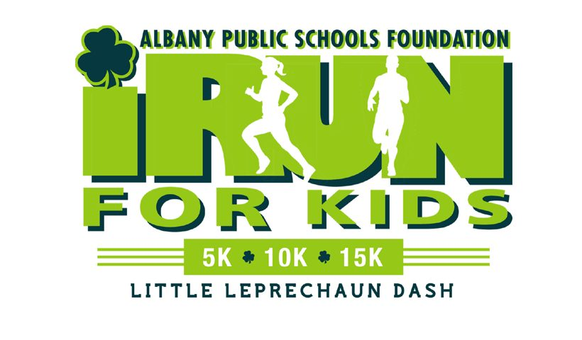 iRun For Kids logo